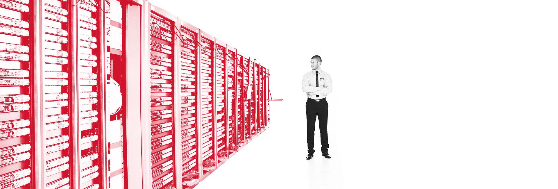 Servizi completi di consulenza per la realizzazione di reti aziendali
